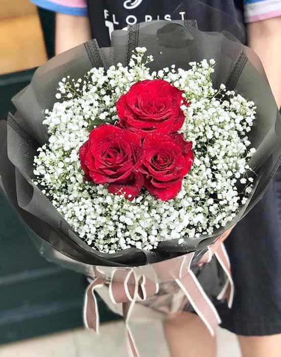 """Hoa tình yêu """"I Love You"""""""