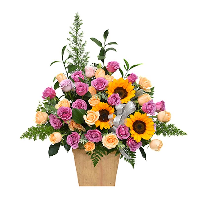 """Hoa sinh nhật """"Yêu thương"""""""